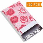 """New Mailer Plus 100 Pack 6X9"""" Design Poly Mailer Bags Envelopes Shipping Bags"""