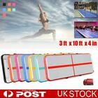 Air Track Inflatable Outdoor Floor Home Gymnastics Tumbling Mat GYM New jp