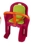 Kids Bicycle Safety Seat Bean Bag Chair New Metal Baby Seat Armrest