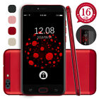 """4G 5.5""""Inch Android 6.0 Mobile Smartphone Smart Phone 16GB 13MP Unlocked 4Core b"""