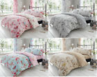Birdie Blossom Luxury Duvet Covers Quilt Cover Reversible Bedding Sets All Sizes image