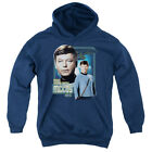 STAR TREK DOCTOR MCCOY Youth Hoodie Pull-Over on eBay