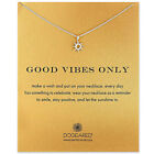 2018 Women Europe Blessing Gold Alloy Clavicle Chain Necklace Jewelry Present