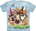 The Mountain Unisex Adult Pet Selfie Animal Humour T Shirt
