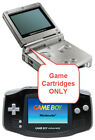 Nintendo Game Boy Advance - 80 titles -Select From List-Game Cartridge ONLY #1