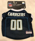 Los Angeles Chargers Dog Jersey - XS - Official NFL - Pets First - NWT $11.69 USD on eBay