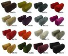Ma-(1Pair+head cover) Chenille Loveseat Sofa Round Arm Caps Cover Antimacassar