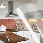 Vinyl Clear Self Adhesive Contact Paper Transparent Wallpaper Roll Kitchen Decor