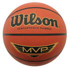 Wilson MVP Traditional Series Heritage Basketball Outdoor Ball Size 5, 6, 7