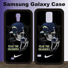UT#49 Los Angeles Chargers Football Team New Black Case Cover Samsung Galaxy $19.9 USD on eBay