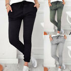 Women High Waisted Slim Skinny Leggings Stretchy Pants Jeggings Pencil Pants