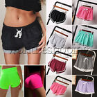 Damen kurze Hose Shorts Sporthose Fitness Freizeit Jogging Pants Yoga Shorts GYM