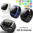 Mate Wrist Waterproof Bluetooth Smart Watch For Android HTC Samsung