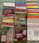 CROSS STITCH MAGAZINE PAST ISSUES: LOTS TO CHOOSE FROM!