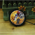 Retro Metal Sign Tin Beer Bottle Cap Cover Hook Pub  Club Cafe Home Wall Deco
