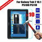 10X Tempered Glass Film Protector For Samsung Galaxy Tab Advanced 2 T583/SM-T720