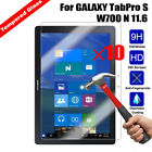 Wholesale 10X Tempered Glass Screen Protector Samsung Galaxy Tab 2 3 4 E A S S2