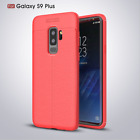 Ultra-Silm Shockproof Rubber Armor Soft TPU Case For Samsung Galaxy S9 / S9 plus