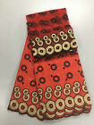 5+2 yards/lot Embroidery bazin riche fabric for african fabric in sewing fabric