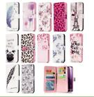 10pcs/lot PU Leather 9-Card Stand Wallet Flip Case for Samsung S9 S9+