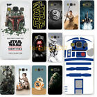 Yoda Star Wars y bb8 Phone Cover Case for Samsung Galaxy S5 S6 S7 S8 S9 $3.8 CAD