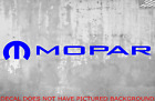 Mopar Emblem Logo Decal Sticker Vinyl $5.6 USD on eBay