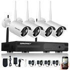 4CH 8CH 1080P NVR WIFI Camera Wireless S...