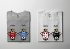 PERSONALISED FOOTBALL T SHIRT PICK YOUR OWN KITS PENGUINS INTRODUCTORY OFFER