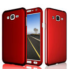 360 Full Protective Silm Hard Case +Screen Protector For Samsung Galaxy S7 Edge