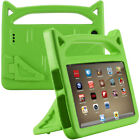 Kids Safe Shockproof Stand Case Cover For Amazon Kindle Fire HD 8 2017 7th Gen