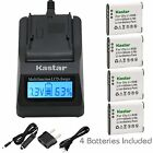 Li-50B Battery or Fast Charger for OLYMPUS Tough 6000 6010 8000 8000 TG-610