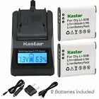 Li-50B Battery or Fast Charger for OLYMPUS SZ-10 SZ-11 SZ-12 SZ-14 SZ-15