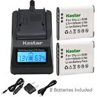 Li-50B Battery or Fast Charger for OLYMPUS VH-410 VH-5 VH-510 VH-515 VH-520