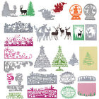 types of expanded metal - 45Types Christmas Metal Cutting Dies Stencil Craft Embossing Cut Card DIY 2017