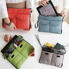 Tablet Pouch Usb Cable Organizer Phone Bag Soft Gadget Sleeve Travel Storage