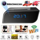 1080P Wireless Wifi IP Spy Hidden Camera Motion Security Clock IR Night Vision $36.65 USD on eBay
