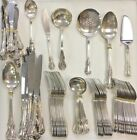 Towle Sterling Old Master 86 piece Silverware Set