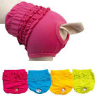 Female Dog Physiological Sanitary Pants Diaper Breeds Panties Underwear S M L XL