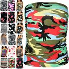 Ladies Womens Military Camouflage Stretchy Side Ruched Pencil Bodycon Mini Skirt