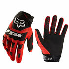 FOX Gloves Men Racing MTB Gloves Motorcycle Bicycle Bike Skidproof Sports Gloves