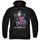 Betty Boop City Chopper Pullover Hoodies for Men or Kids $27.05 USD