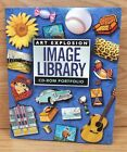 Art Explosion Image Library CD-Rom Portfolio Individual Replacement Disc Only