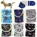 Внешний вид - Male Dog Diapers RANDOM Color Boy BELLY BAND Wrap Puppy For SMALL Pet XXS XS S M