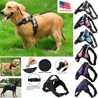 Pet Supplies - Pet Dog Vest Harness Leash Collar No Pull Adjustable Small/Medium/Large/XL