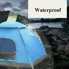 Camping Tent 3-4 Person Family Travel Pop Up Fast Pitch Tent Hiking Outdoor LOT