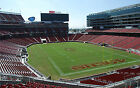 2 tickets San Francisco 49ers vs Los Angeles Chargers preseason 2018 row 1 aisle on eBay