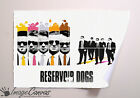 RESERVOIR DOGS MOVIE GIANT WALL ART POSTER A0 A1 A2 A3