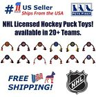 Pets First NHL Licensed Hockey Puck Toy - Heavy-Duty Durable Rubber Dog Toy. NEW $15.99 USD on eBay