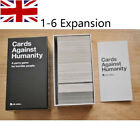 Cards Against Humanity UK Edition 1-6 Expansion Board Card Party Game NEW