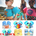 bear wear - Toddler Life Jacket Kids Swim Vest Arm Bands Swimming Pool Wear Float Safe US